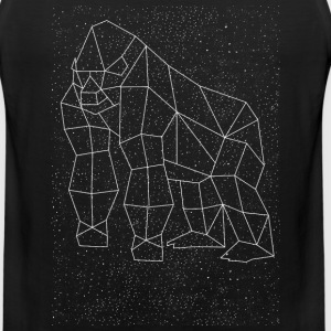 Gorilla Constellation T-Shirts - Men's Premium Tank