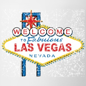 Las Vegas - Welcome to Las Vegas - Coffee/Tea Mug