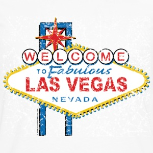 Las Vegas - Welcome to Las Vegas - Men's Premium Long Sleeve T-Shirt