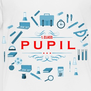 pupil_student_02201605 Kids' Shirts - Toddler Premium T-Shirt
