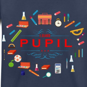 pupil_student_02201604 Kids' Shirts - Toddler Premium T-Shirt