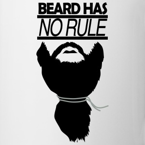 BEARD HAS NO RULE - Coffee/Tea Mug