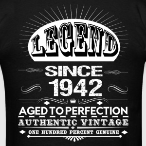 LEGEND SINCE 1942 Hoodies - Men's T-Shirt