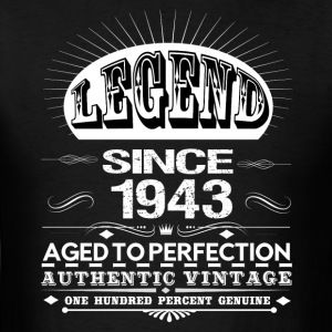 LEGEND SINCE 1943 Hoodies - Men's T-Shirt
