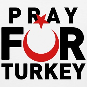 Pray For Turkey T-Shirts - Men's Premium Tank