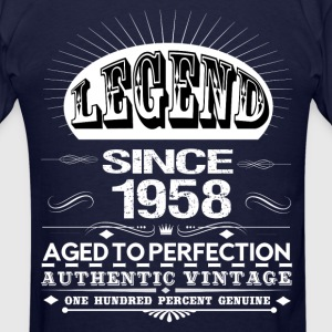 LEGEND SINCE 1958 Hoodies - Men's T-Shirt