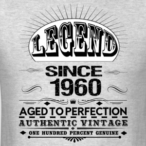 LEGEND SINCE 1960 Hoodies - Men's T-Shirt