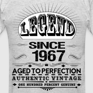 LEGEND SINCE 1967 Hoodies - Men's T-Shirt