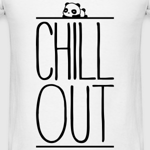Chill Out Tanks - Men's T-Shirt