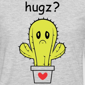 hugz? - Men's Premium Long Sleeve T-Shirt