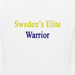swedens_elite_warrior T-Shirts - Men's Premium Tank