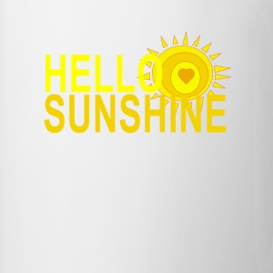 hello_sunshine - Coffee/Tea Mug