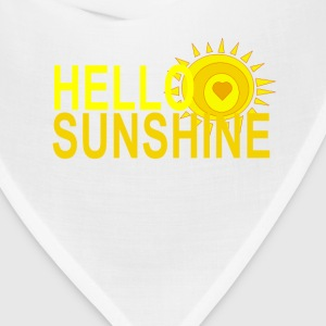 hello_sunshine - Bandana