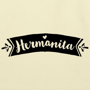 Hermanita Baby & Toddler Shirts - Eco-Friendly Cotton Tote