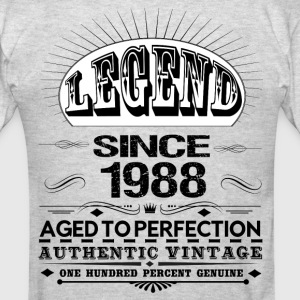 LEGEND SINCE 1988 Hoodies - Men's T-Shirt