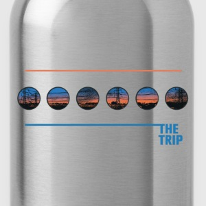 The Trip T-Shirts - Water Bottle