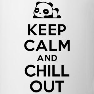 Keep calm Chill out T-Shirts - Coffee/Tea Mug
