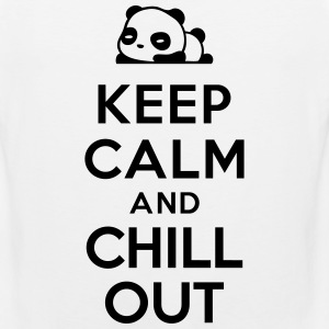 Keep calm Chill out T-Shirts - Men's Premium Tank