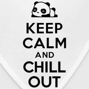 Keep calm Chill out Hoodies - Bandana