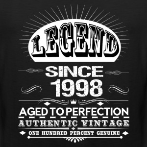 LEGEND SINCE 1998 Women's T-Shirts - Men's Premium Tank