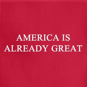 America Already Great T-Shirts - Adjustable Apron