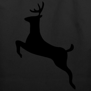 Deer T-Shirts - Eco-Friendly Cotton Tote