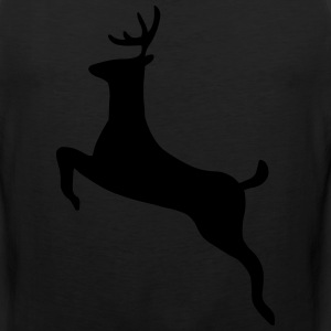 Deer T-Shirts - Men's Premium Tank