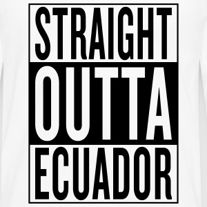 Ecuador Women's T-Shirts - Men's Premium Long Sleeve T-Shirt
