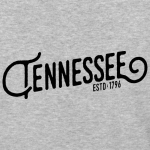 Tennessee Script - Baseball T-Shirt