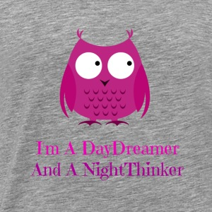 I'm a Day Dreamer Tanks - Men's Premium T-Shirt