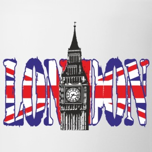 London Big Ben T-shirt - Coffee/Tea Mug