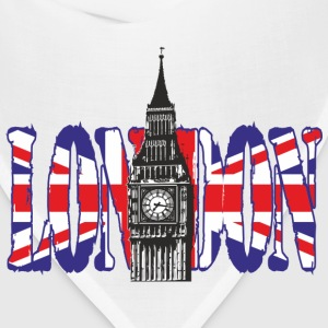 London Big Ben T-shirt - Bandana