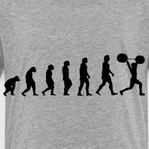 Evolution Gym - Toddler Premium T-Shirt