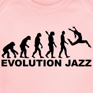 Evolution Jazz Kids' Shirts - Short Sleeve Baby Bodysuit