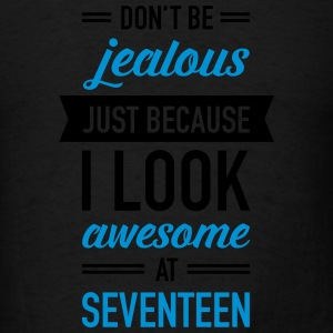 Awesome At Seventeen Sportswear - Men's T-Shirt