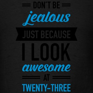 Awesome At Twenty-Three Sportswear - Men's T-Shirt