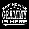 HAVE NO FEAR GRAMMY IS HERE Women's T-Shirts - Women's Premium T-Shirt