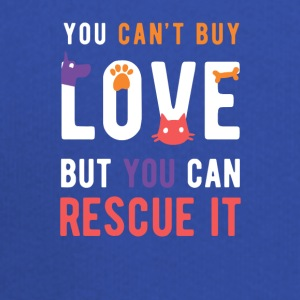 Animal Lover Rescue love Animal Rescue T Shirt Mugs & Drinkware - Kids' Premium Hoodie