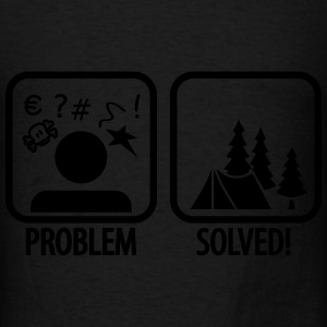problem solved Hoodies - Men's T-Shirt