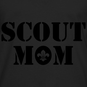 Scout mom Hoodies - Men's Premium Long Sleeve T-Shirt