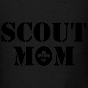 Scout mom Tanks - Men's T-Shirt