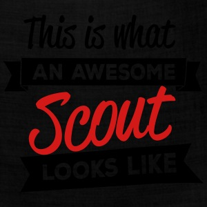 This is what an awesome scout looks like Kids' Shirts - Bandana
