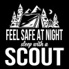Feel safe at night, sleep with a scout T-Shirts - Men's Premium T-Shirt