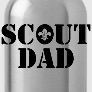 Scout dad T-Shirts - Water Bottle