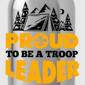 Proud to be a troop leader Women's T-Shirts - Water Bottle