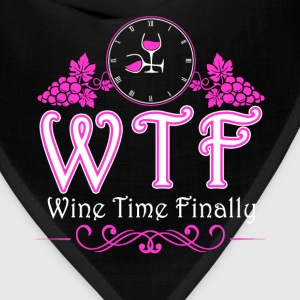 wine humor, wine glass, wine glasses wine lover - Bandana