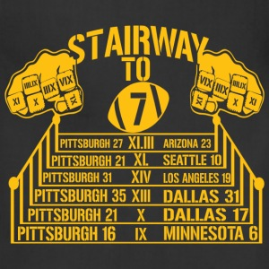 stairway to seven Champions - Adjustable Apron