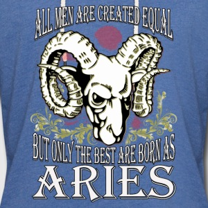 Zodiac/Aries - Only The Best - Unisex Lightweight Terry Hoodie