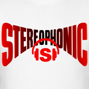 stereo groove Long Sleeve Shirts - Men's T-Shirt