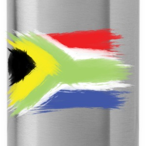 South Africa flag cape to Hoodies - Water Bottle